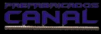 Logo Prefabricados Canal